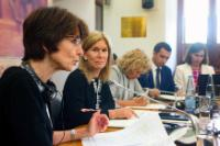 Visit by Marianne Thyssen, Member of the EC, to Portugal