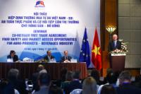 Visit by Phil Hogan, Member of the EC to Vietnam
