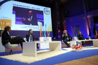 Participation of Frans Timmermans, First Vice-President of the EC, Margrethe Vestager and Carlos Moedas, Members of the EC, in the debates of the 'Journées de Bruxelles'