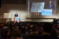 Participation de Tibor Navracsics, membre de la CE, au Forum européen 2016 de l'enseignement, la formation et de la jeunesse