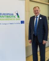 Vytenis Andriukaitis, Member of the EC, at the European Antibiotic Awareness Day Conference