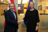 Visit of Gebran Bassil, Lebanese Minister for Foreign Affairs and Emigrants, to the EC