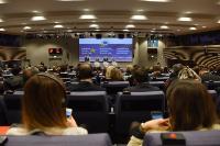 Press conference by Federica Mogherini, Jyrki Katainen, Vice-Presidents of the EC, and Elżbieta Bieńkowska, Member of the EC, on the European Defence Action Plan