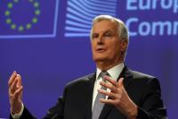 Press briefing by Michel Barnier, Chief Negotiator and Head of the Taskforce of the EC for the Preparation and Conduct of the Negotiations with the United Kingdom under Article 50 of the TEU