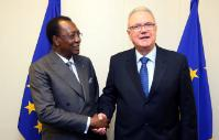 Visit of Idriss Déby, President of Chad, to the EC
