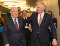 Visit of Charles Flanagan, Irish Minister for Foreign Affairs and Trade, to the EC