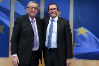 Visit of Espen Barth Eide, UN Special Adviser on Cyprus, to the EC