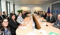 Visit of a delegation from the Danish-Greenland Committee, to the EC