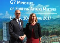 Visit of Federica Mogherini, Vice-President of the EC, to Italy