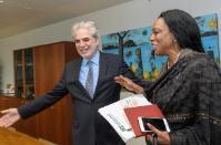 Visit of Ayoade Alakija, Nigerian Chief Humanitarian Coordinator, to the EC