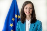 Mariya Gabriel, Member of the EC in charge of Digital Economy and Society - Bulgaria