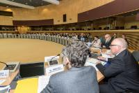 Participation of Frans Timmermans, First Vice-President of the EC, in a meeting of the REFIT platform