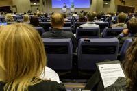 Conférence de presse de Margrethe Vestager, membre de la CE