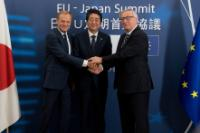 EU-Japan Summit, 06/07/17