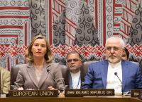 Visit of Federica Mogherini, Vice-President of the EC, to the USA