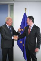 Visit of Nathan Sales, Coordinator for Counterterrorism at the US Department of State, to the EC