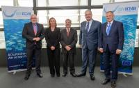 'Promoting Our Ocean Conference' event, hosted by Federica Mogherini, Vice-President of the EC, and Karmenu Vella, Member of the EC, with additional participation of Frans Timmermans, First Vice-President of the EC, and Neven Mimica, Member of the EC