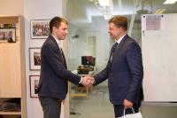 Visit by Valdis Dombrovskis, Vice-President of the EC, to Estonia