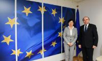 Visit of Tudorel Toader, Romanian Minister for Justice, to the EC