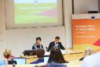Visit by Marianne Thyssen, Member of the EC, to Sweden