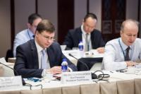 Visite de Valdis Dombrovskis, vice-président de la CE, à Hong Kong