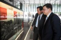 Visit by Valdis Dombrovskis, Vice-President of the EC, to Hong Kong