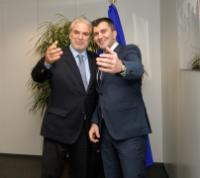 Visit of Zoran Đorđević, Serbian Minister for Labour, Employment, Veteran and Social Affairs, to the EC