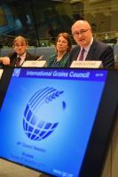 Participation de Phil Hogan, membre de la CE, à la 46e session du Conseil international des céréales
