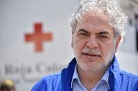 Visite de Christos Stylianides, membre de la CE, en Colombie