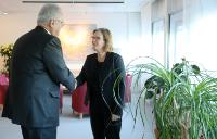 Visit by Neven Mimica, Member of the EC, to Sweden
