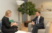 Visit of Karolina Skog, Swedish Minister for Environment, to the EC
