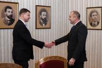Visite de Valdis Dombrovskis, vice-président de la CE, en Bulgarie