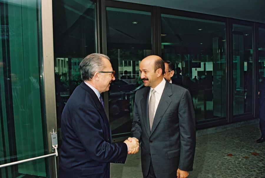 Visit by Carlos Salinas De Gortari, President of Mexico, to the CEC