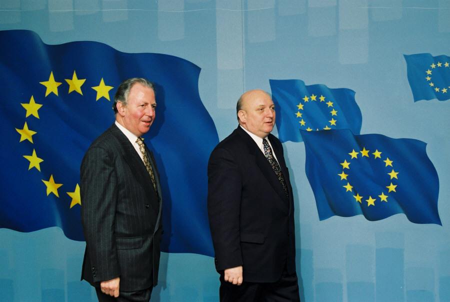 Visit of Józef Olesky, Polish Prime Minister, to the EC
