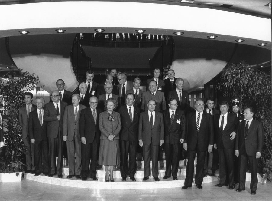 Luxembourg European Council, 02-03/12/1985