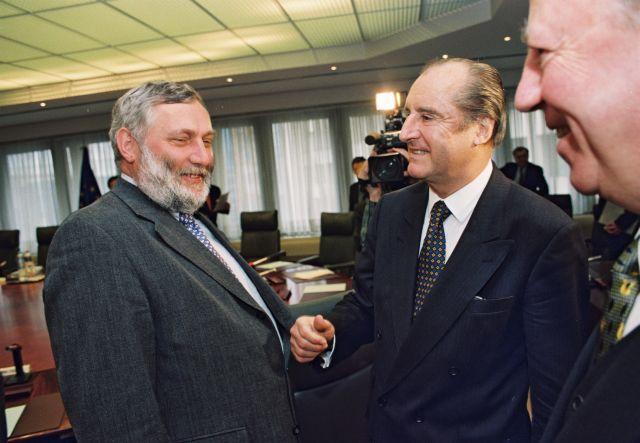 Visit by Thomas Klestil, Federal President of Austria, to the EC