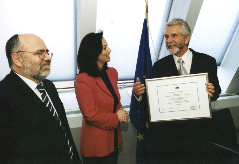 Awarding of
