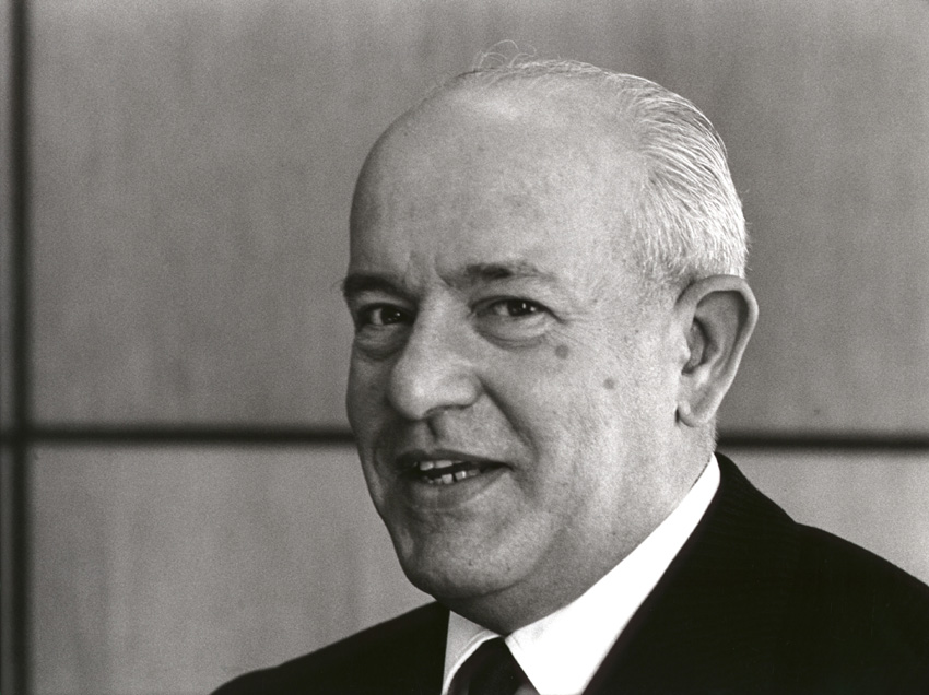 Lionello Levi Sandri, Vice-President of the CEC