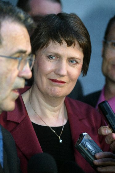 Visit of Helen Clark, Prime Minister of New Zealand, to the ECq