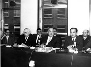 Trade negotiations between the EEC and Israel