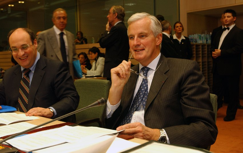 Participation of Michel Barnier and António Vitorino, Members of the EC, at the intergovernmental Conference (IGC)