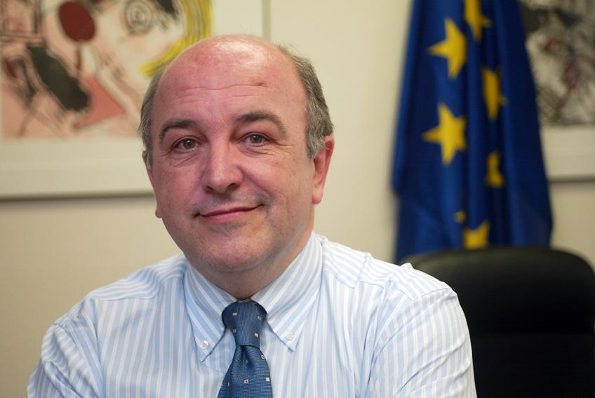 Joaquín Almunia, membre de la CE