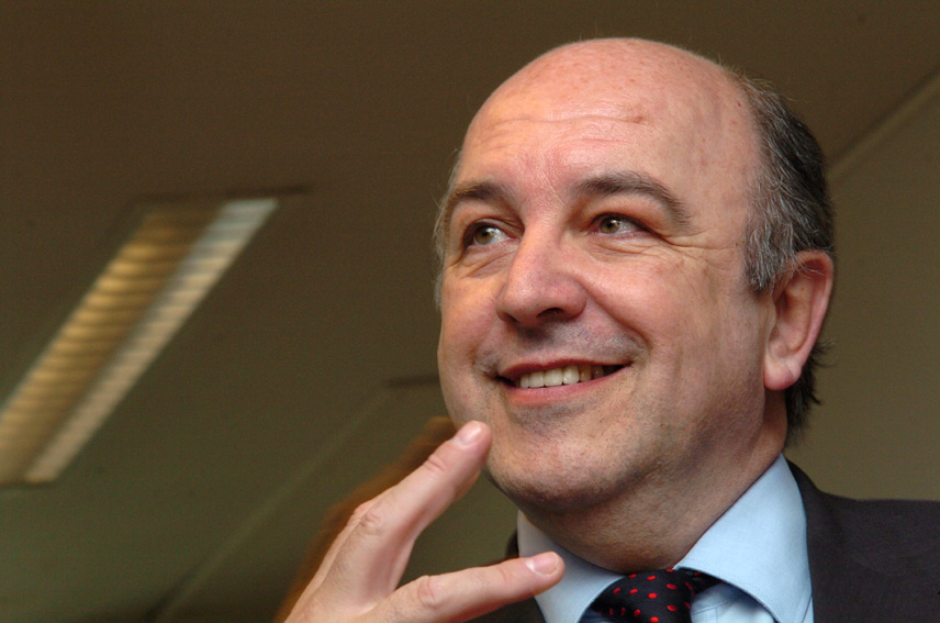 Joaquín Almunia, Member of the EC