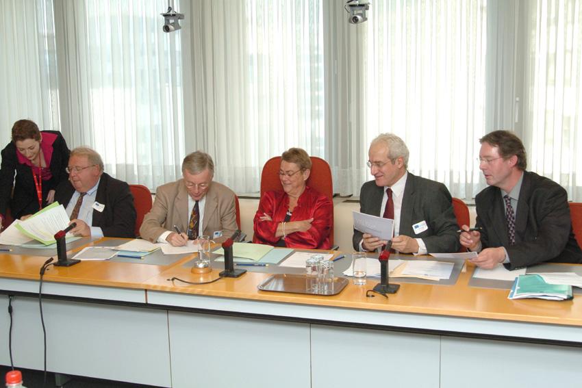 Signature par les partenaires sociaux européens d'un accord cadre sur le stress au travail