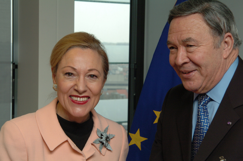 Visit of Abdelbaki Hermassi, Tunisian Minister for Foreign Affairs, to the EC