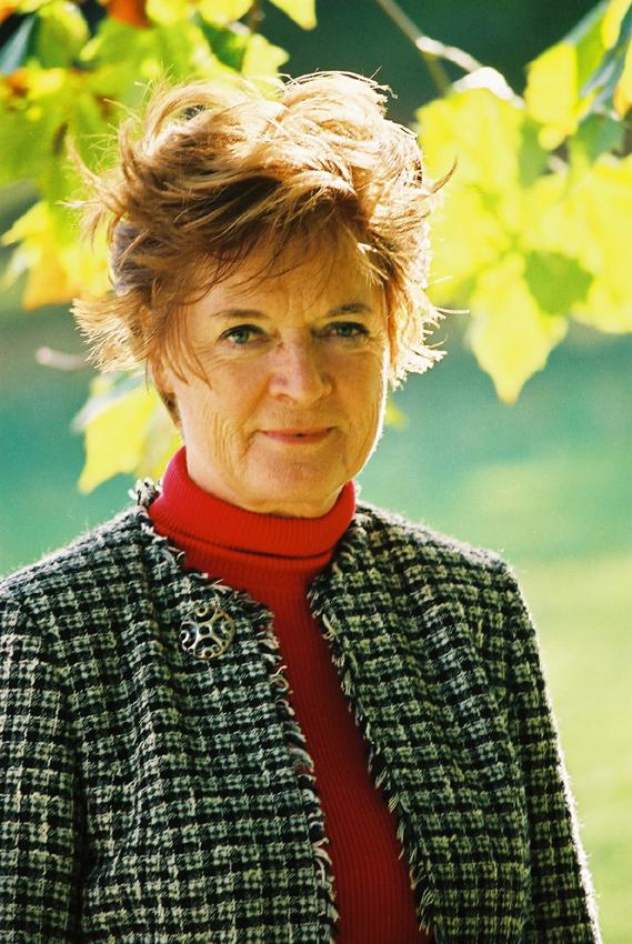 Anne-Marie Sigmund, présidente du Comité économique et social européen (CESE)