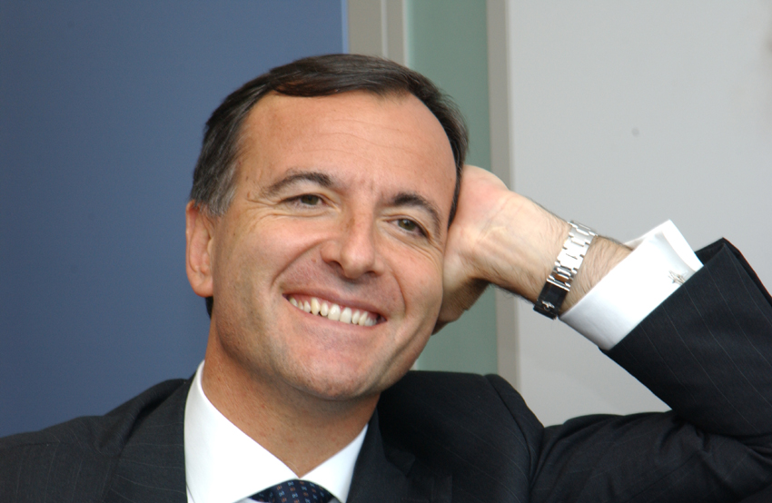 Franco Frattini, Vice President of the EC