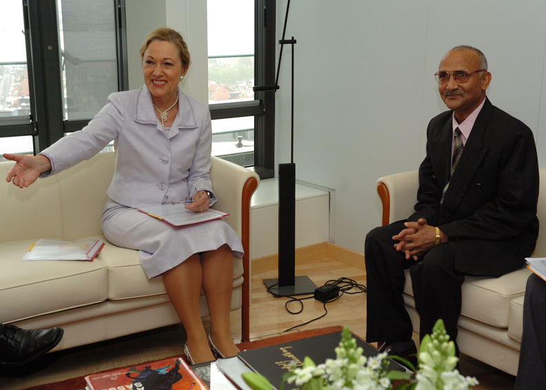 Visit by Sharma Oli, Nepalese Deputy Prime Minister and Minister for Foreign Affairs, to the EC