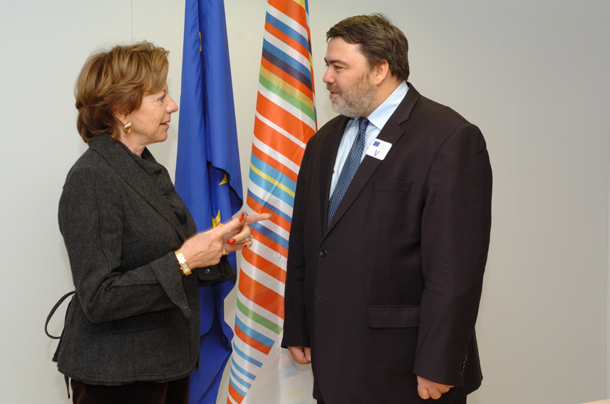 Visit by Igor Artemyev, Head of the Federal Antimonopoly Service of Russia, to the EC