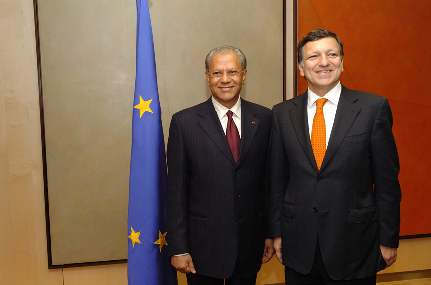 Visit by Navin Ramgoolam, Prime Minister of Mauritius, to the EC